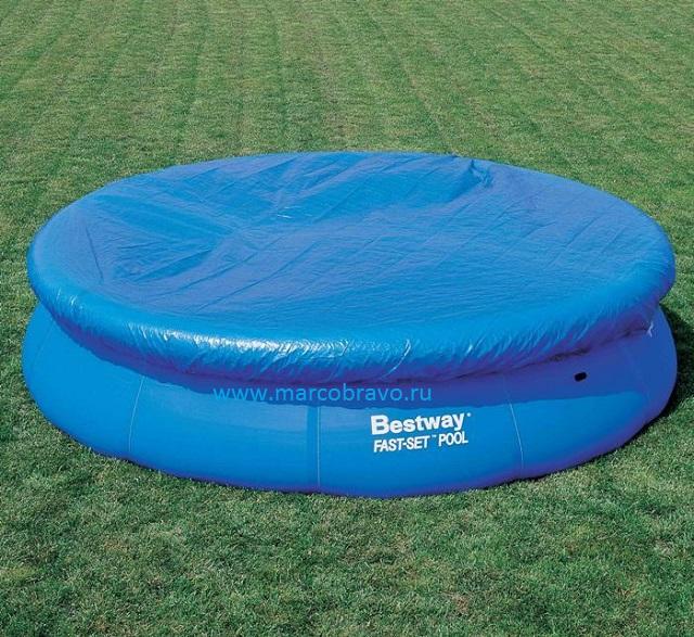 инструкция по установке надувного бассейна Bestway - фото 11