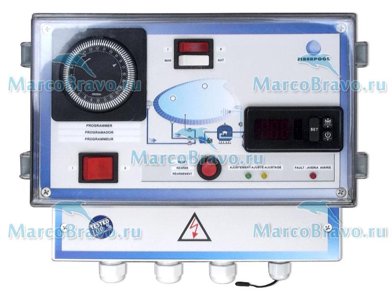 Инструкция панель управления теплообменником и фильтрацией vc041 fiberpool Кожухотрубный испаритель Alfa Laval PCS227-2 Зеленодольск