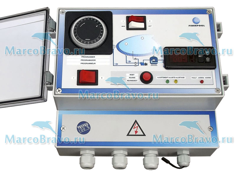 Инструкция панель управления теплообменником и фильтрацией vc041 fiberpool Пластины теплообменника Funke FP 70 Балашиха