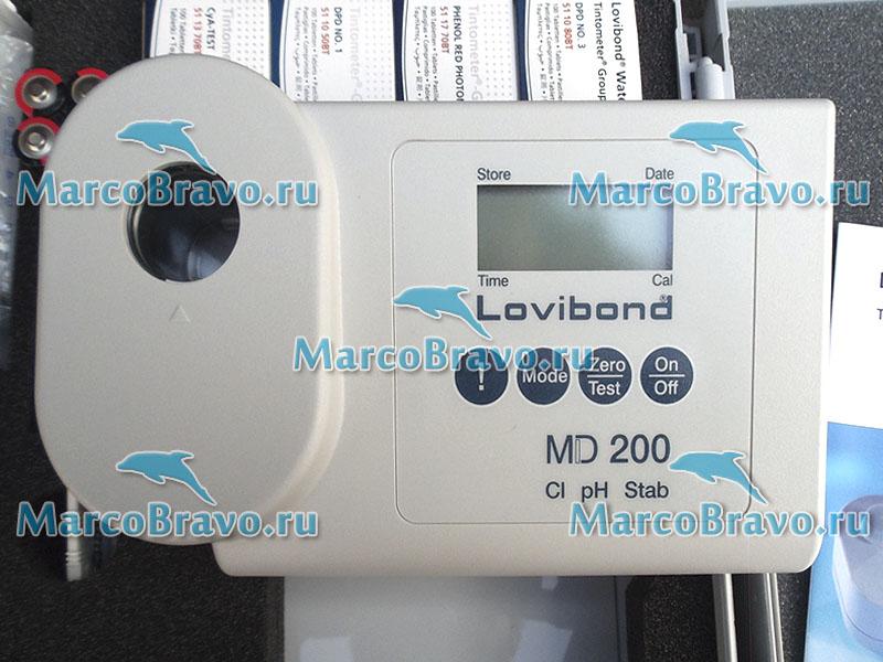 Lovibond Md 200 инструкция - фото 6