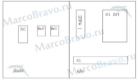 Схема блок питания для ультрафиолетовой лампы