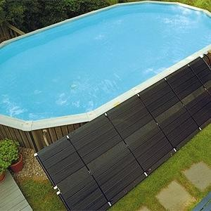Солнечный нагреватель Sunheater (0.6х6м) (комплект)