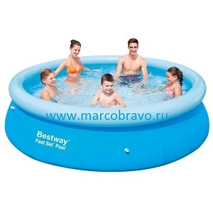 Bestway fast set pool 244x66