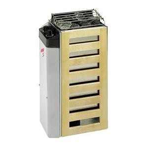 Настенная электрическая печь для сауны Harvia Compact JM30 (2-4 м3, 3 кВт) (со встроенным пультом управления)