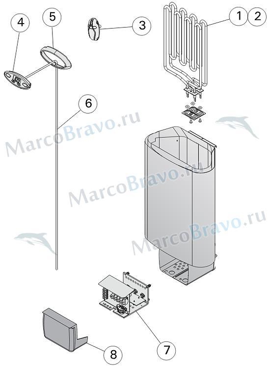 Панель управления ZSM-90