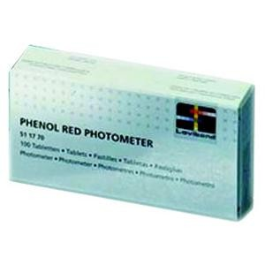 Таблетки для фотометра Phenol Red (10 штук)